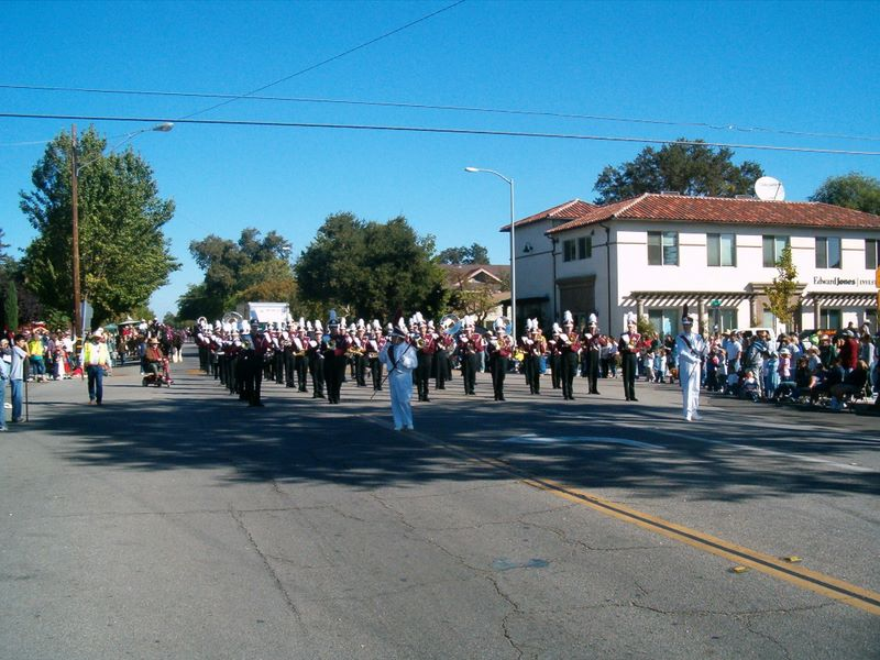 Your Paso Robles High School Band for 2008